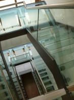 HENLEY 6 FLIGHT GLASS STAIRS